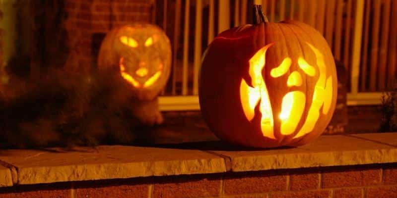 Citrouille d'Halloween - Citrouille