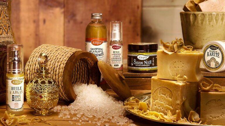 Découverte des produits cosmétiques naturels Alepia