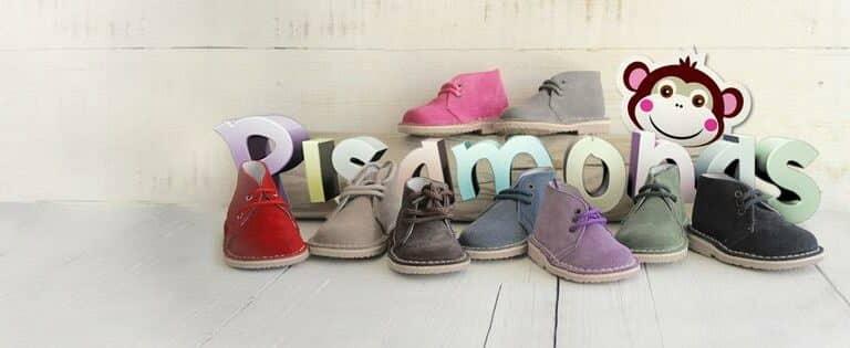 Pisamonas, le site de chaussures pas cher pour les enfants