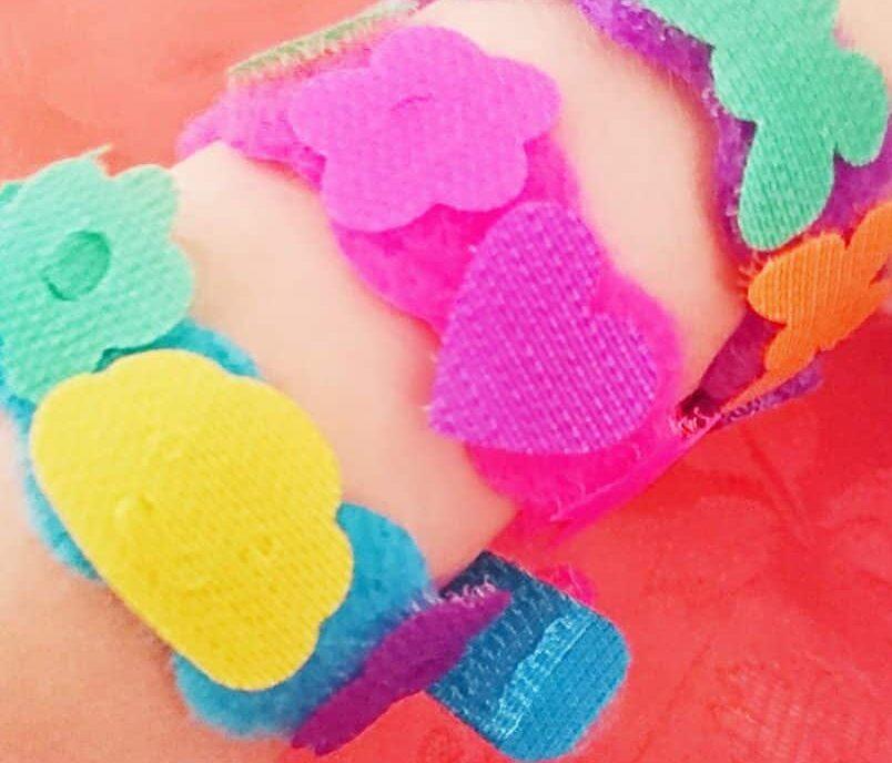 SES Bracelets Velcro - Textile