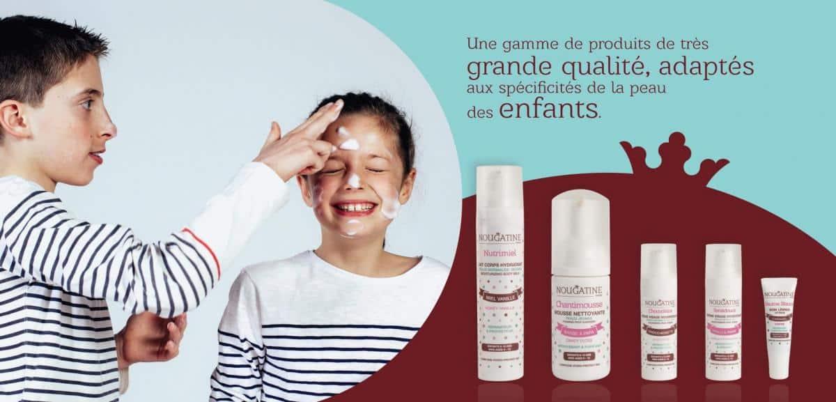 Chantimousse Nougatine Paris - Soins du visage