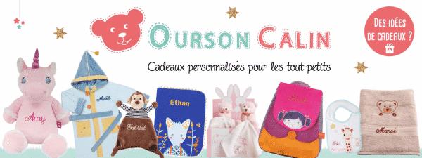 Ourson Calin