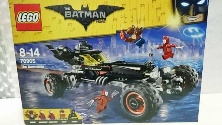 La Batmobile de chez LEGO® -70905