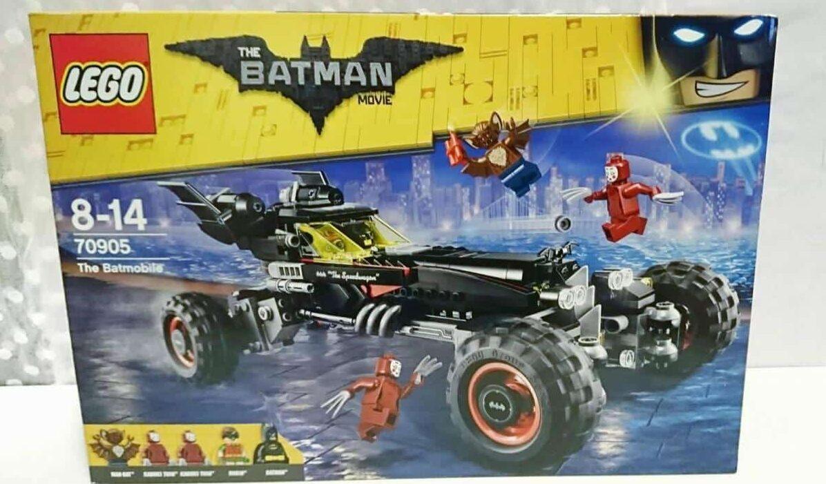 Batmobile LEGO® -70905 - Homme chauve-souris