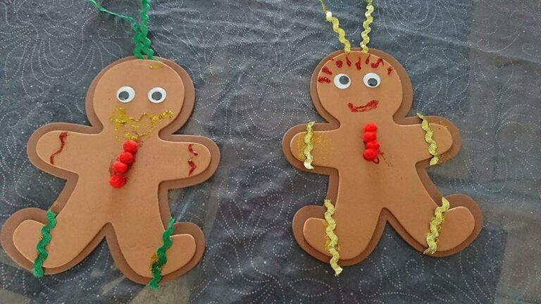 Des bonhommes en Pain d'Épice pour Noël avec Toucan Box