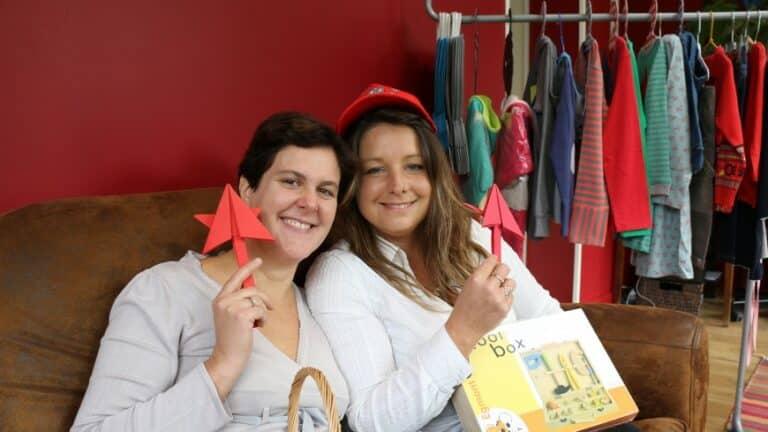 Loopsi, la mode pour les enfants