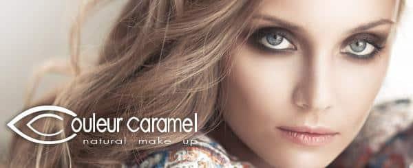 maquillage bio Couleur caramel - Maquillage