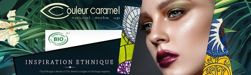 """Couleur Caramel: """"Inspiration Ethnique"""" - Rouge à lèvres"""