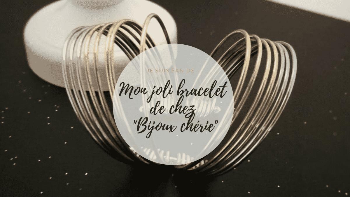 bracelet Bijoux chérie - Font
