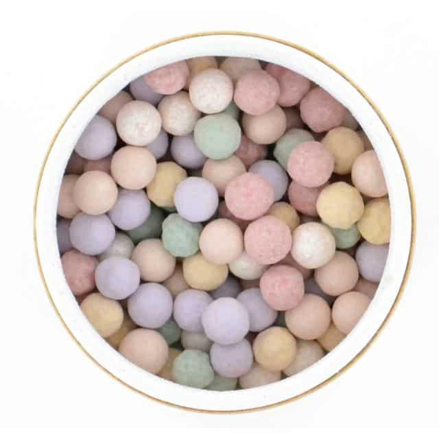 Perles sublimatrices
