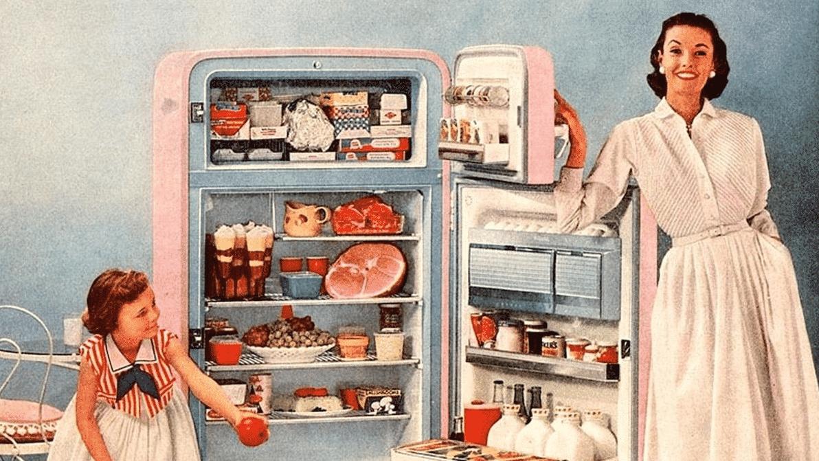 Années 1950 - Femme au foyer