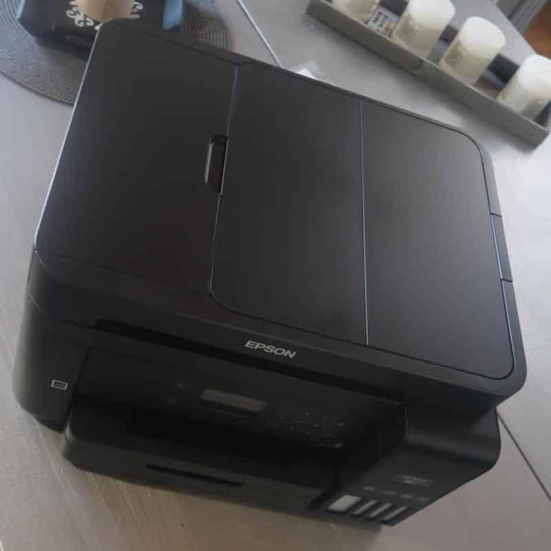 epson imprimante ET3750
