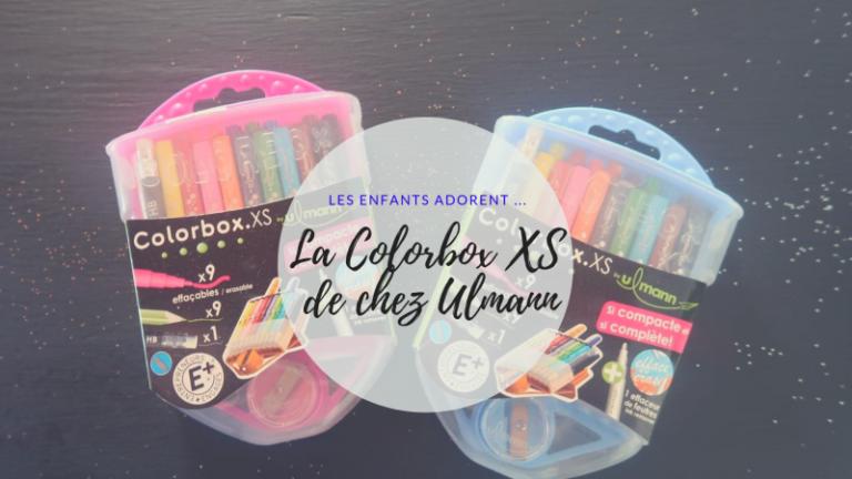 La Colorbox XS de chez Ulmann