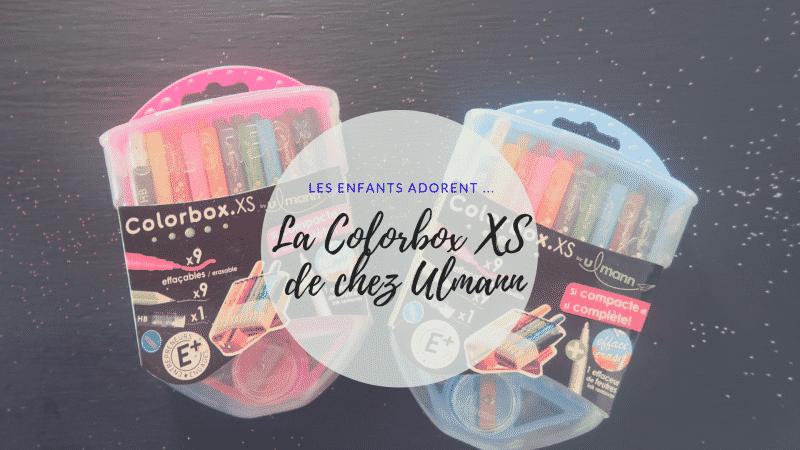 Colorbox XS Ulmann - Il dit