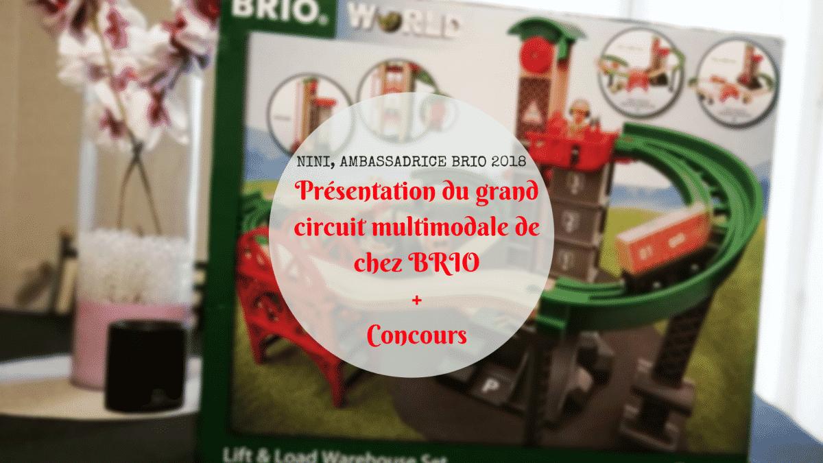 circuit plateforme multimodale BRIO -