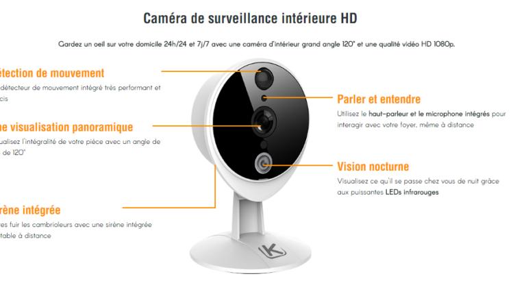 Kiwatch : le pro de la vidéo bienveillance à petit prix