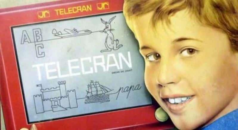 vintage teleecran