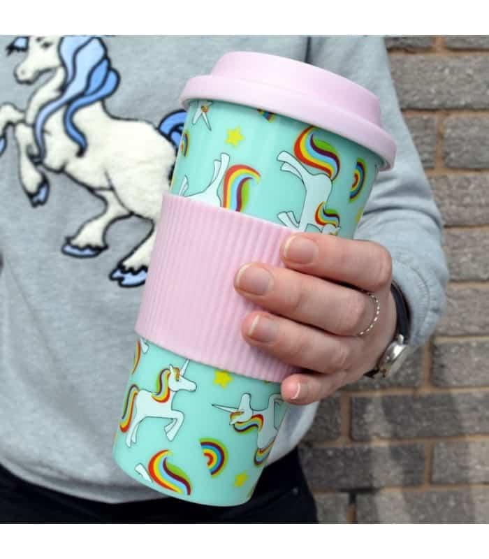 mug emporter licorne
