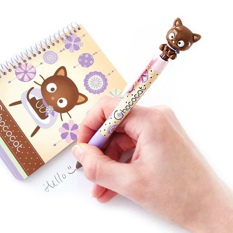 stylo kawaii chococat sanrio