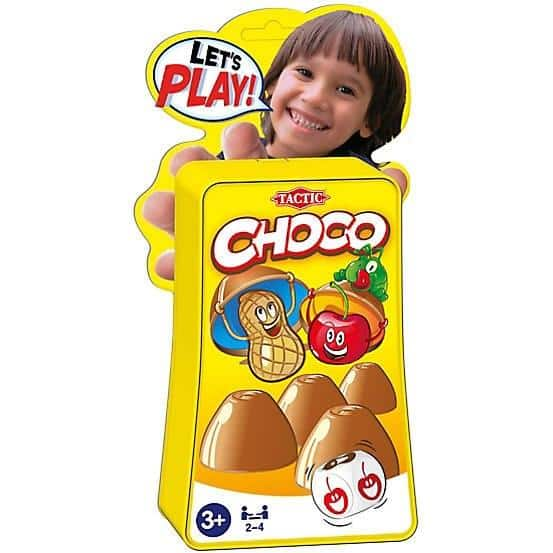 tactic games let s play choco game