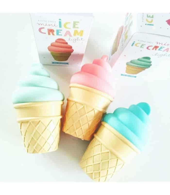 veilleuse glace ice cream
