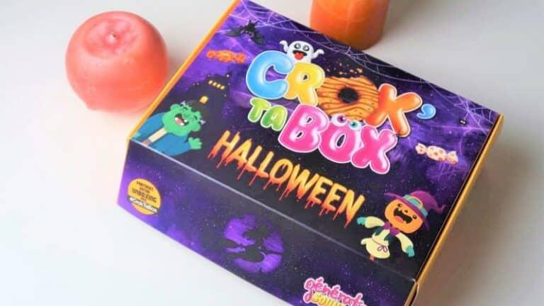 La Crok' Ta Box d'Halloween