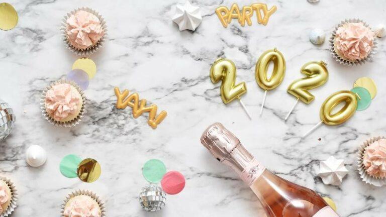 Top 5 des résolutions que je ne prendrai pas en 2020