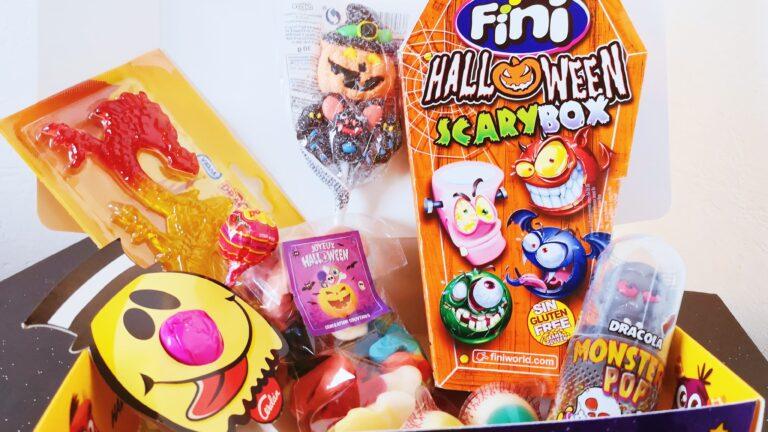 Unboxing de la «Crok ta box » spéciale Halloween -Génération Souvenirs