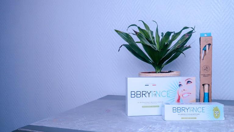 Avis sur le kit de blanchiment des dents BBryance